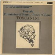 Click here for more info about 'Ottorino Respighi - Fountains Of Rome / Pines Of Rome'