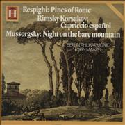 Click here for more info about 'Ottorino Respighi - Pines Of Rome / Capriccio Espanol / Night On The Bare Mountain'