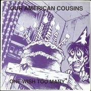 Click here for more info about 'Our American Cousins - One Wish Too Many'