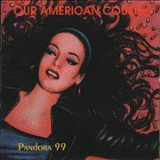 Click here for more info about 'Our American Cousins - Pandora 99 - Red Vinyl'
