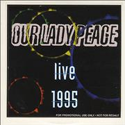 Click here for more info about 'Our Lady Peace - Live '95 - FULLY AUTOGRAPHED'