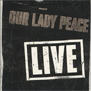 Click here for more info about 'Our Lady Peace - Live'