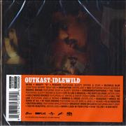 Click here for more info about 'Outkast - Idlewild - Promo Stickered'