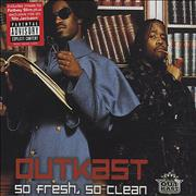 Click here for more info about 'Outkast - So Fresh, So Clean'