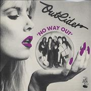 Click here for more info about 'Outrider - No Way Out'
