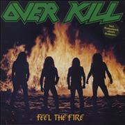 Click here for more info about 'Overkill - Feel The Fire'