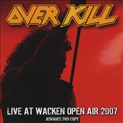 Click here for more info about 'Overkill - Live At Wacken Open Air 2007'