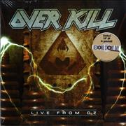 Click here for more info about 'Overkill - Live From Oz EP - Record Store Day'