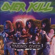 Click here for more info about 'Overkill - Taking Over'
