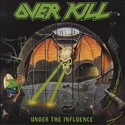 Click here for more info about 'Overkill - Under The Influence'