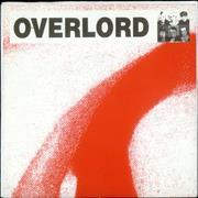 Click here for more info about 'Overlord - Overlord EP - Red Vinyl'