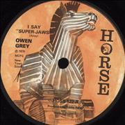 Click here for more info about 'Owen Gray - I Say Super-Jaws'