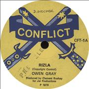 Click here for more info about 'Owen Gray - Rizla'