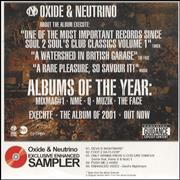 Click here for more info about 'Oxide Neutrino - Exclusive Enhanced Sampler'