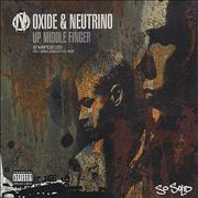 Click here for more info about 'Oxide Neutrino - Up Middle Finger'
