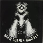 Click here for more info about 'Oxym - Music Power - Autographed'