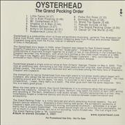 Click here for more info about 'Oysterhead - The Grand Pecking Order'