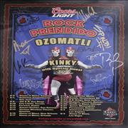 Click here for more info about 'Ozomatli - 2004 Rock Prendido Tour Poster'