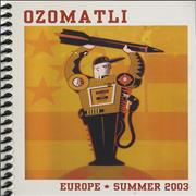 Click here for more info about 'Ozomatli - Europe Summer 2003'