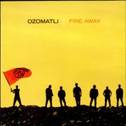 Click here for more info about 'Ozomatli - Fire Away'