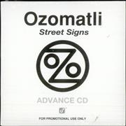 Click here for more info about 'Ozomatli - Street Signs'