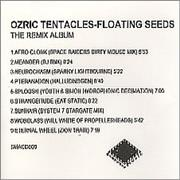 Click here for more info about 'Ozric Tentacles - Floating Seeds'
