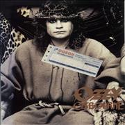 Click here for more info about 'Ozzy Osbourne - 1989 Tour + Ticket Stub'