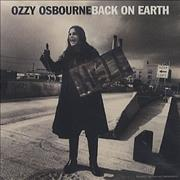 Click here for more info about 'Ozzy Osbourne - Back On Earth'