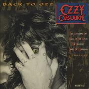 Click here for more info about 'Ozzy Osbourne - Back To Ozz'