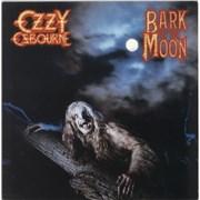 Ozzy Osbourne Bark At The Moon - 1st UK vinyl LP