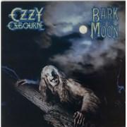 Ozzy Osbourne Bark At The Moon - 2nd UK vinyl LP