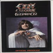 Click here for more info about 'Ozzy Osbourne - Blizzard Of Ozz - Picture Cover'