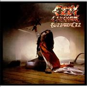 Ozzy Osbourne Blizzard Of Ozz UK vinyl LP