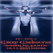 Click here for more info about 'Ozzy Osbourne - Down To Earth'