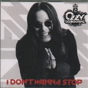 Click here for more info about 'Ozzy Osbourne - I Don't Wanna Stop'