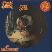 Click here for more info about 'Ozzy Osbourne - Live Mr Crowley'