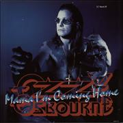 "Ozzy Osbourne Mama I'm Coming Home UK 12"" vinyl"