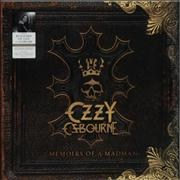 Click here for more info about 'Ozzy Osbourne - Memoirs Of A Madman - Picture Discs - Sealed'