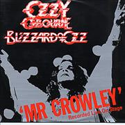 Click here for more info about 'Ozzy Osbourne - Mr Crowley'