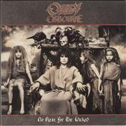 Ozzy Osbourne No Rest For The Wicked + Poster Netherlands vinyl LP