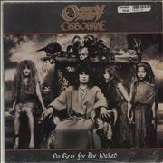 Ozzy Osbourne No Rest For The Wicked - In Shrink UK vinyl LP