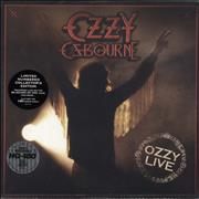 Click here for more info about 'Ozzy Osbourne - Ozzy Live - RSD12 - 180gram - Numbered - Sealed'