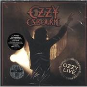 Ozzy Osbourne Ozzy Live - RSD12 - 180gram - Numbered USA 2-LP vinyl set