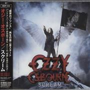 Click here for more info about 'Ozzy Osbourne - Scream'