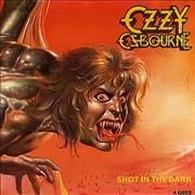 Click here for more info about 'Ozzy Osbourne - Shot In The Dark'