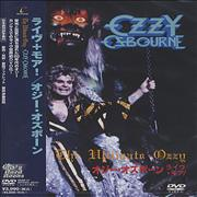 Click here for more info about 'Ozzy Osbourne - The Ultimate Ozzy'