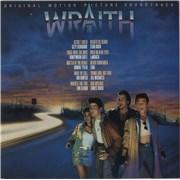 Ozzy Osbourne The Wraith OST UK vinyl LP