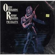 Ozzy Osbourne Tribute UK 2-LP vinyl set