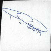 Click here for more info about 'P. J. Proby - Autograph'