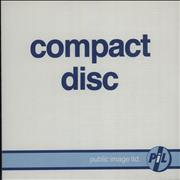 Click here for more info about 'P.I.L. - Compact Disc'